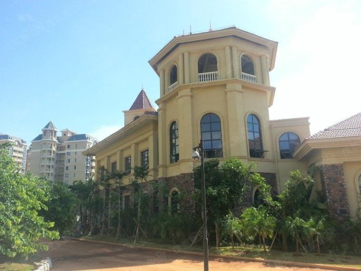 中南西海岸:1/6三亚的房价 买南国一线海景房-儋州