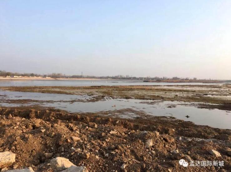 聊城南部新规划5000亩生态公园 孟达国际新城生态配套