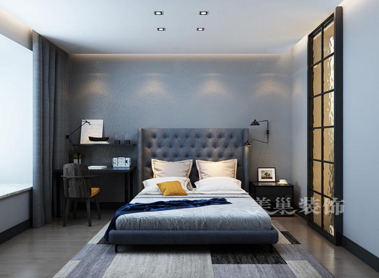 碧桂园思念翡翠城145平四室两厅户型装修设计家具图——美巢装饰