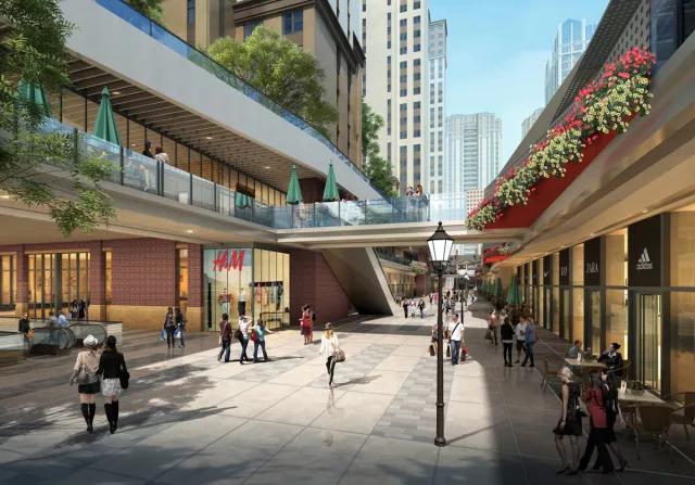 将为秦皇岛打造全新的商业版图 定位老城区主流地段繁华坐标 为秦皇岛