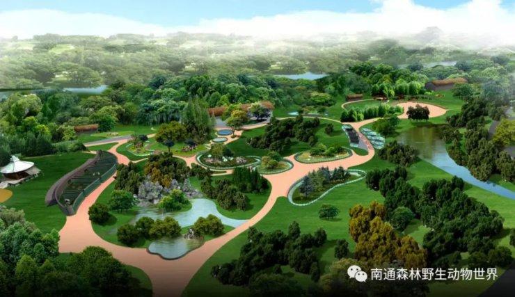 好消息!南通森林野生动物园开业特惠 启幕南通旅游新篇章