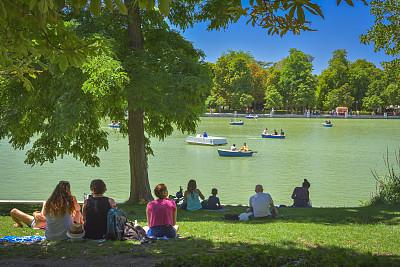 潮白河孔雀城中央公园|把向往的风景变成生活的日常