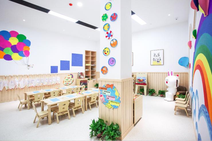 """惊艳!杭州竟然有如此""""国际范""""的幼儿园"""