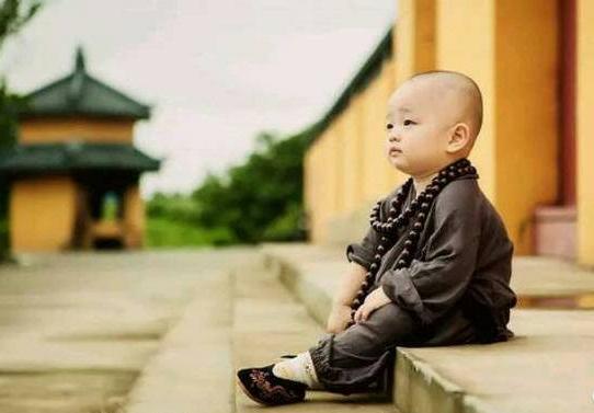 看小和尚敲木鱼:寓教于乐,在欢乐中体验佛教文化.