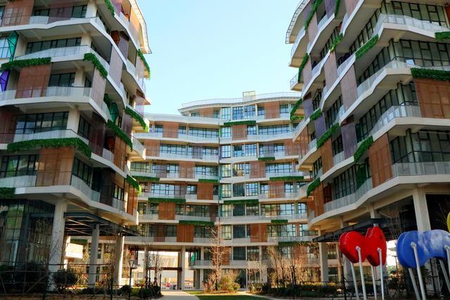 东方时尚中心一期loft公寓图片