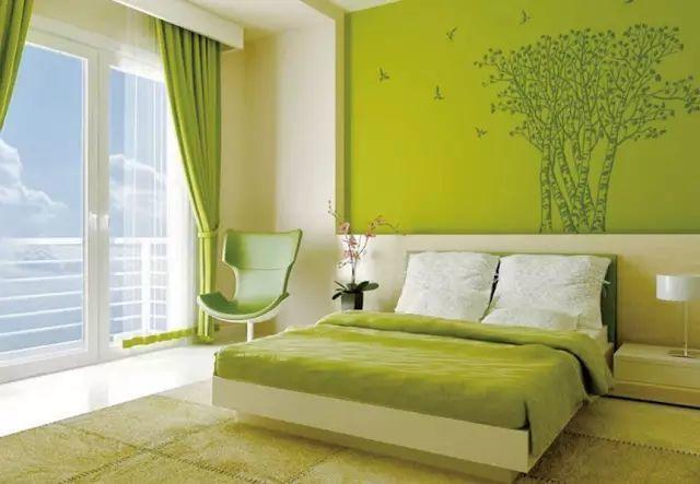 室内装修建议选用新型环保壁材火山泥