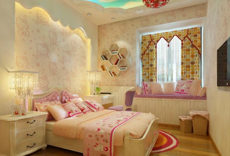 為什么孩子的房間要用貝殼粉裝修?
