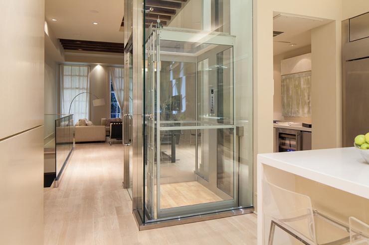 电梯别墅生活,让便捷走进设计碧价格别墅桂园三明图片