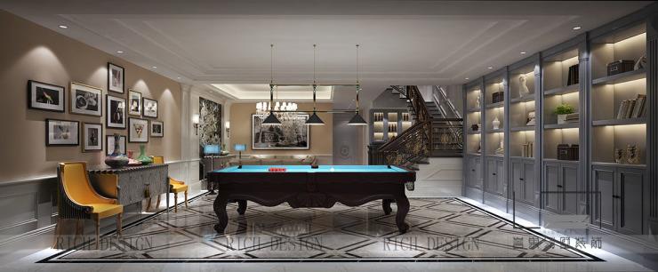 地下室装修效果图   无论你的地下室是一个小房间还是整个家庭的楼层