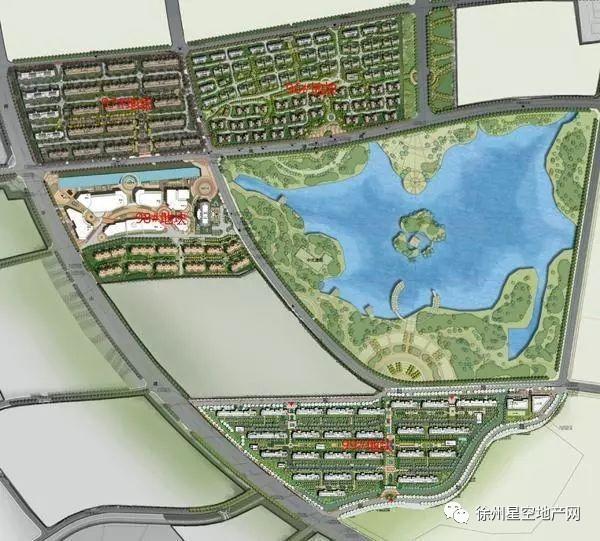 娇山湖板块再添低密度社区,25栋洋房,784户……-徐州
