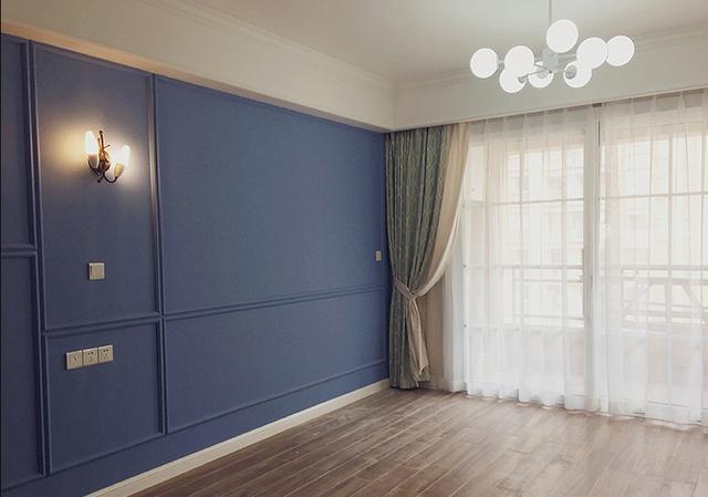 浅蓝色木纹壁纸贴图
