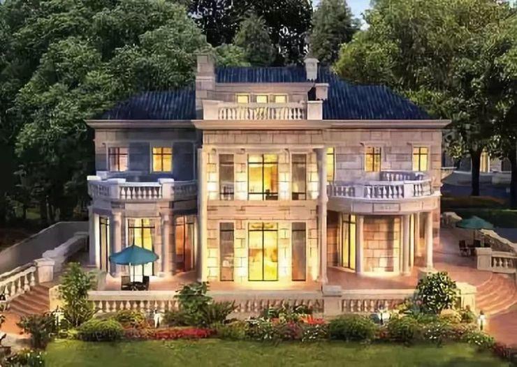 85亿元一套起东郊壹号位于上海别墅林立的东郊别墅区,整个别墅由26幢小区太白山图片
