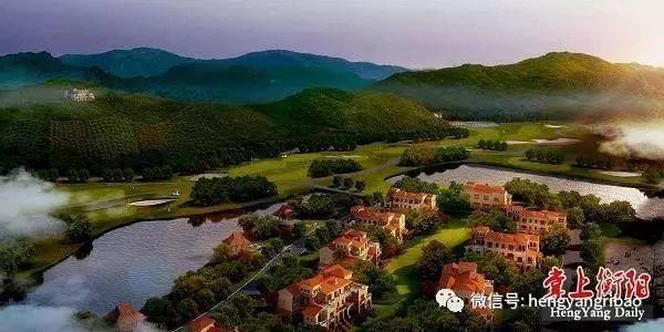 """全国著名宗教圣地,省级重点风景名胜区,素有衡阳市""""后花园""""和""""绿肺""""之"""