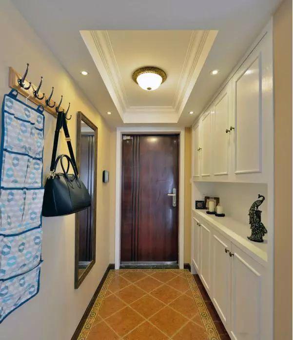 進門走廊過道玄關設計效果圖集錦