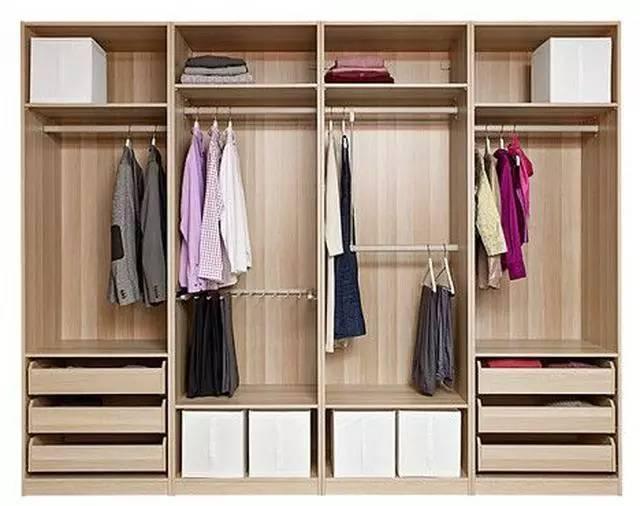 文章                                           |什么样的衣柜结构