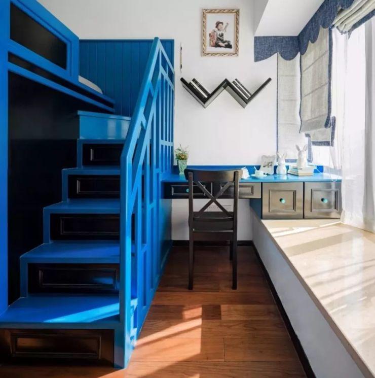 楼梯底部柜子设计图