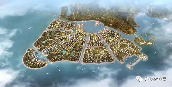 珠海横琴岛
