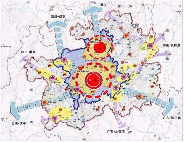 贵阳市长调研三马片区,小关片区规划建设情况图片