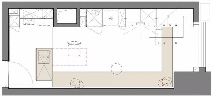 1米5衣柜格局設計圖