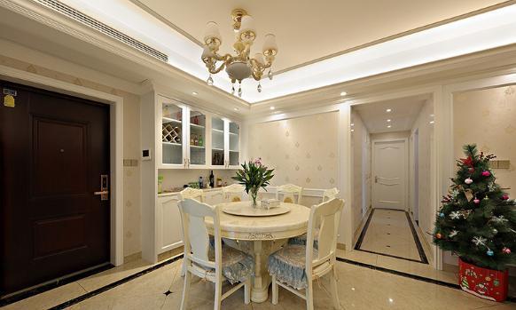 晒晒我家110㎡新房装修,客厅简装也很美,主卧装修你肯定没见