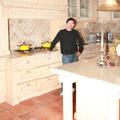 霍夫曼厨柜黄设计
