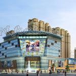 青岛缤纷五洲商业广场
