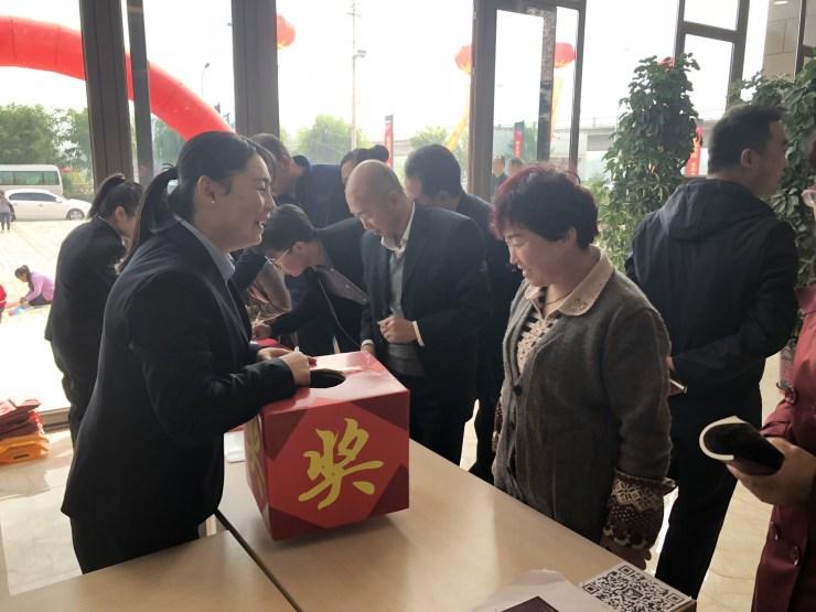 临洮唐源香泉别墅样板房开放 国庆答谢新老业主