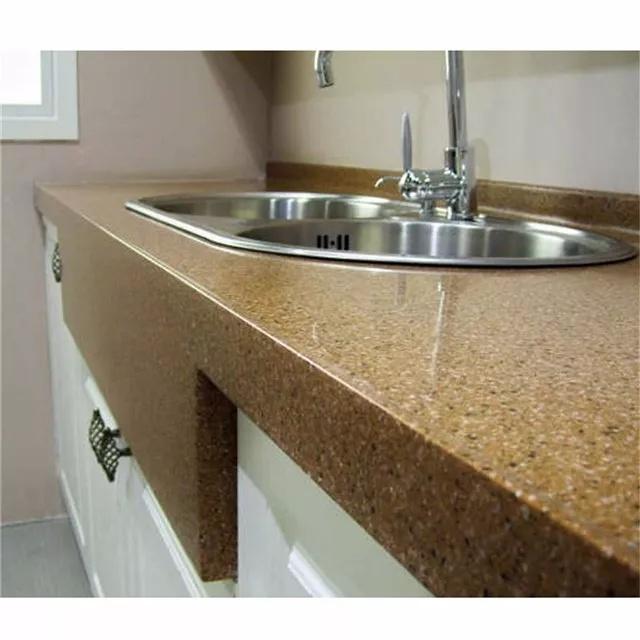 厨房厨柜台面那么多,不只是石英石!