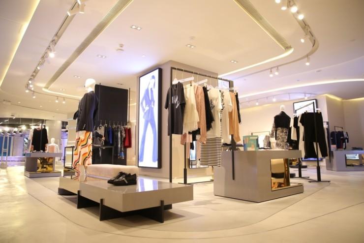Liber Fashion助力商业体发力新零售