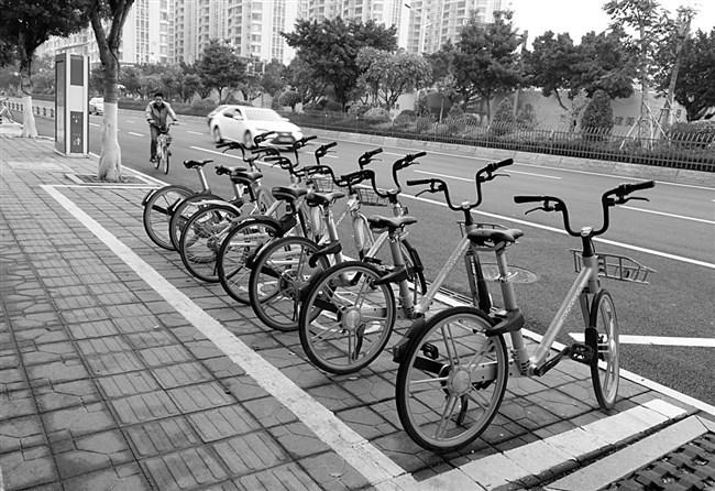 打造多层次公交系统 立法规范共享单车管理