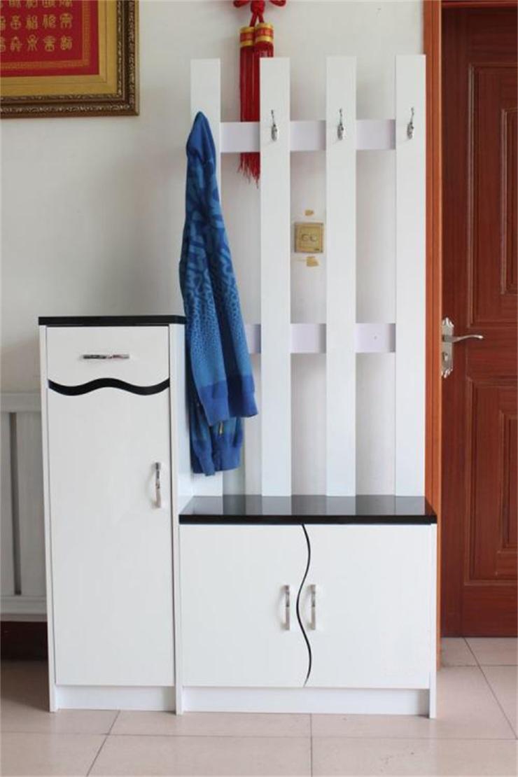 瞧瞧隔壁家12款玄关鞋柜设计,简单大方实用,家里来客人都说好