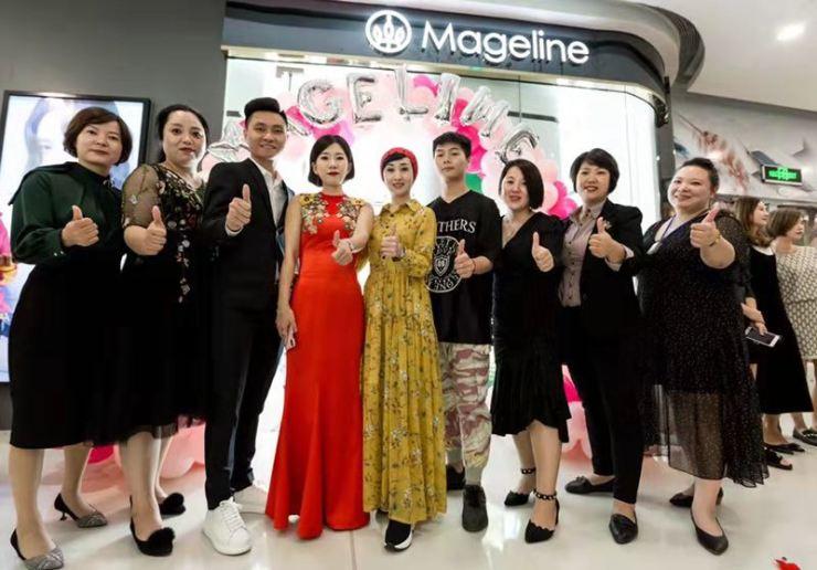 麦吉丽品牌强势登陆苏州吴中万达广场