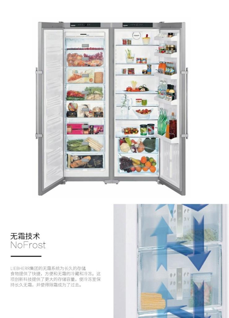 Liebherr利勃海尔冰箱:凝心细节之美
