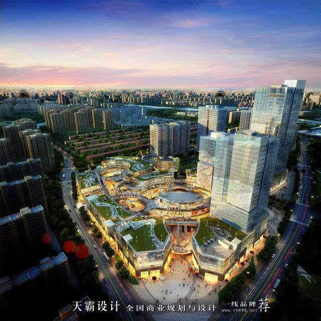 """万融城以""""公园上城市""""为设计理念颠覆杭城传统商业格局"""