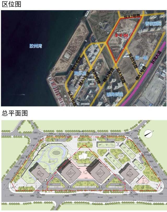 盼了好几年 欢乐滨海城双子塔规划终于出炉