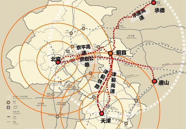 蓟州新城新地挂牌 临近保利鸿坤 最高楼面限价7327元/㎡