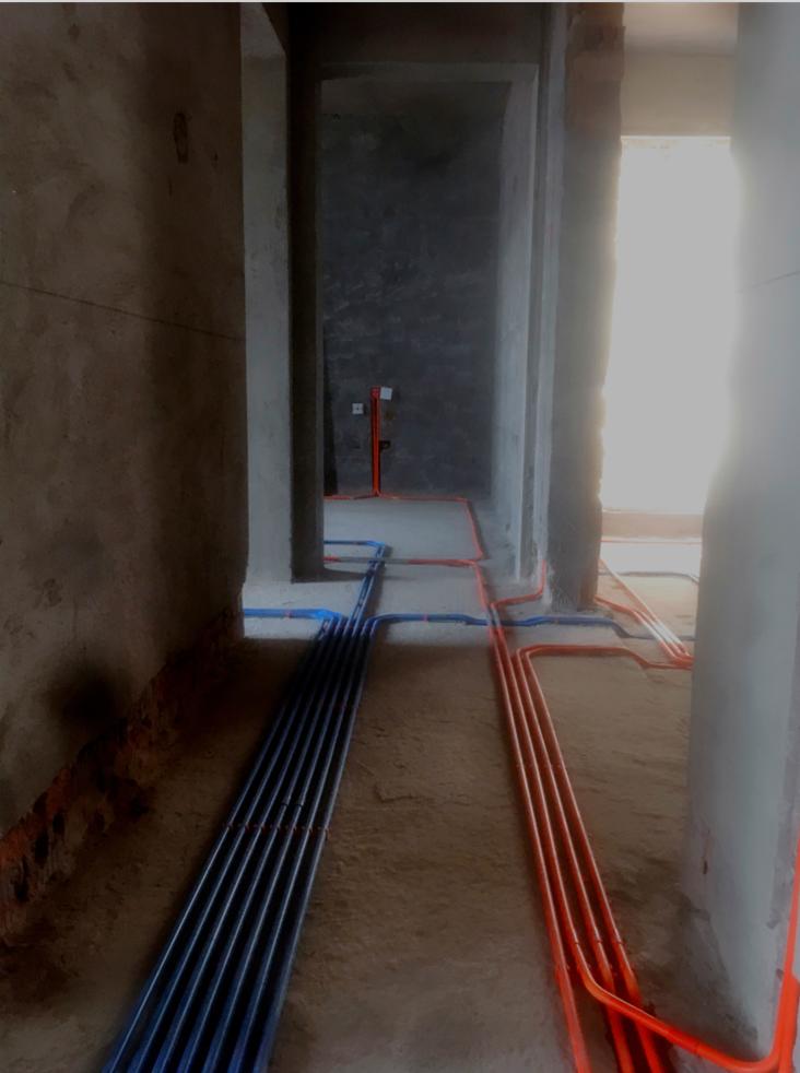 水电开槽分为那几个步骤流程?有那些规范呢?