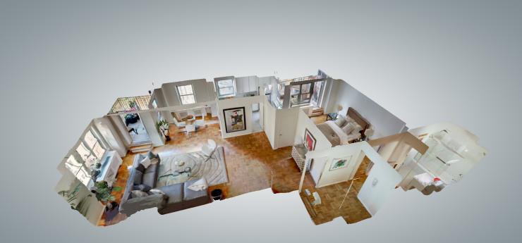 白犀牛3D SMART结构光深度相机发布,5块钱就能做场景建
