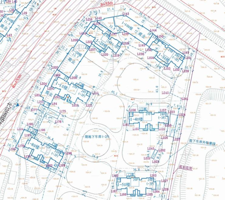 兰州敦煌房地产马滩126亩地规划曝光 建幼儿园商业占比重