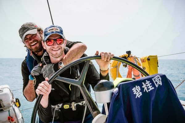 碧桂园杯海帆赛拉力赛结束 碧桂园凤凰通号领跑IRC1组