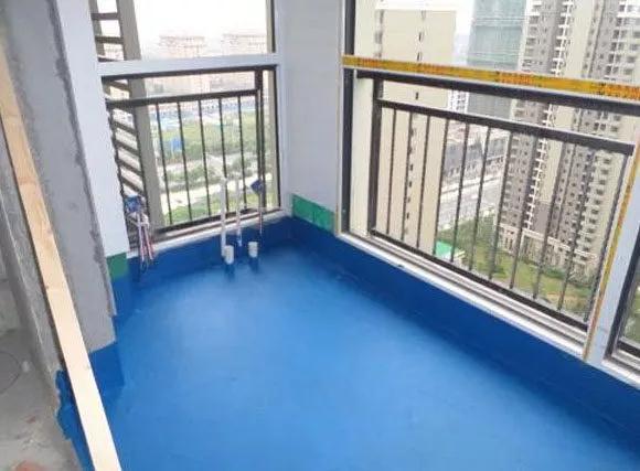 阳台防水的做法及其注意事项和验收标准