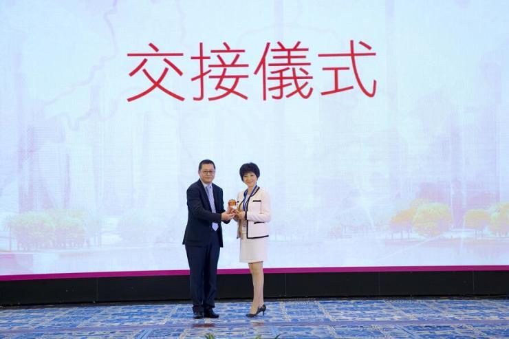 祈福高管当选广州外商投资企业商会理监事会会长