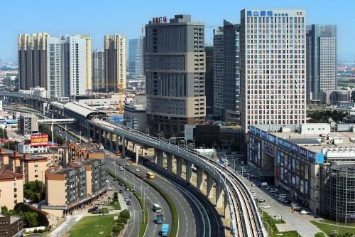 """上海与昆山成立""""4+2""""发展实践联盟 长三角一体化有新进展"""