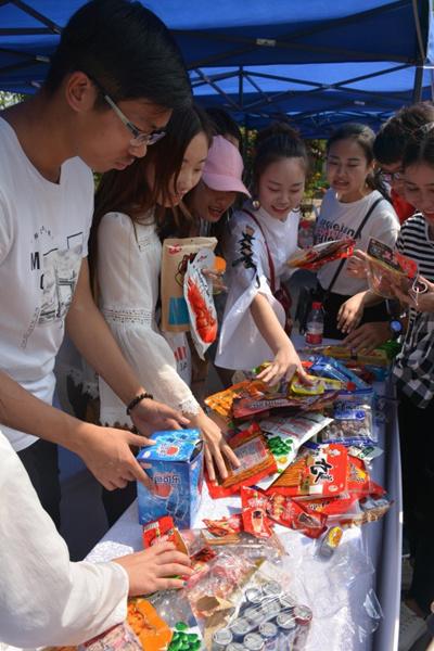 """""""创客江湖 周末轰趴""""大学生创业实践活动在演丰园区举行"""