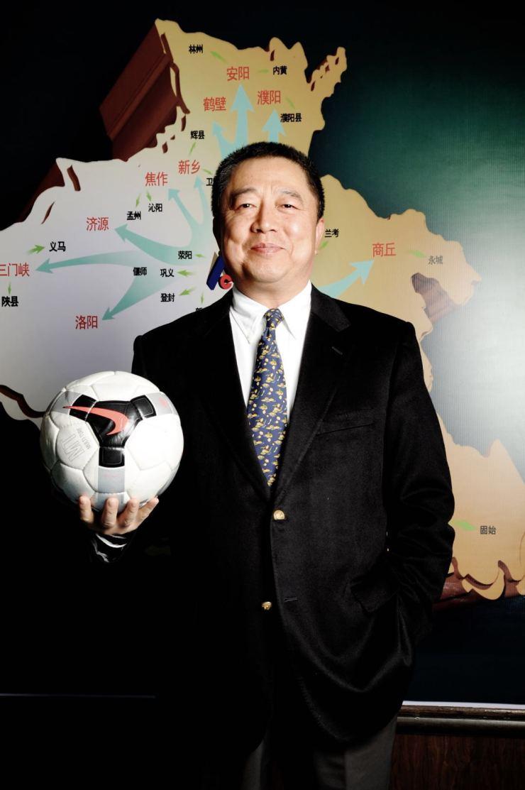 2017中超联赛河南建业主场收官之战