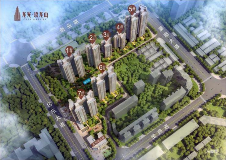 龙光玖龙山惠州价格低洼楼市资讯推荐房源
