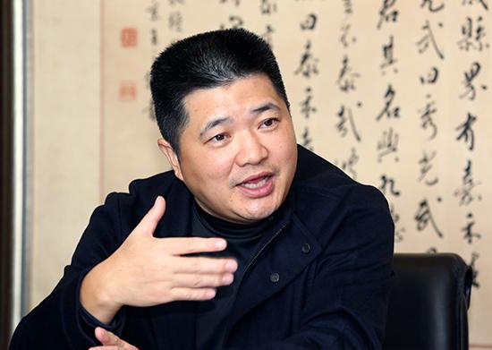 """总后黄伟业_黄其森:创造""""美好生活""""是泰禾的初心-北京搜狐焦点"""