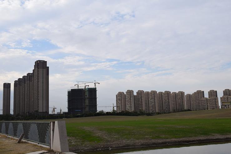 花桥梦世界周边住宅楼盘有的选  首付仅两层38万买朝南三房
