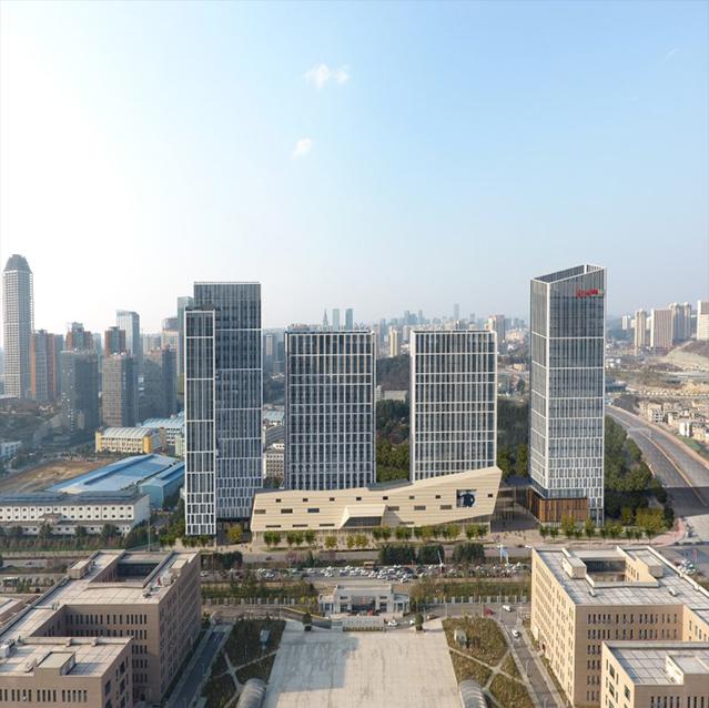 世界500强企业阳光城集团首秀作品阳光城启航中心首次亮相