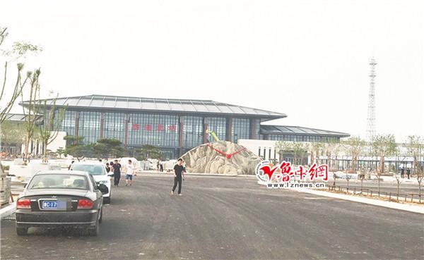 济青高铁临淄北站挂牌月底竣工 淄博北站预计11月挂牌